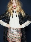 Free People Glitzy Skirt